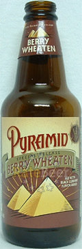 Pyramid Berry Wheaten - Fruit Beer/Radler