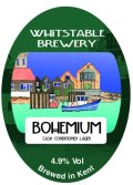 Whitstable Bohemian Pilsner/ Bohemium