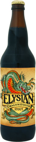Elysian Dragonstooth Stout - Foreign Stout