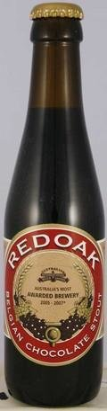 Redoak Belgian Chocolate Stout