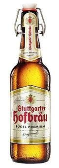 Stuttgarter Hofbr�u B�gel-Premium - Dortmunder/Helles
