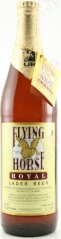 Flying Horse Royal Lager Beer