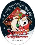 Cairngorm Santas Sledgehammer