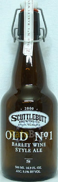 Scuttlebutt Old No 1 (Vintages through 2003)
