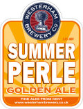 Westerham Summer Perle  - Golden Ale/Blond Ale