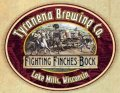 Tyranena Fighting Finches Mai Bock - Heller Bock