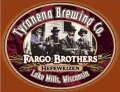 Tyranena Fargo Brothers Hefeweizen - German Hefeweizen