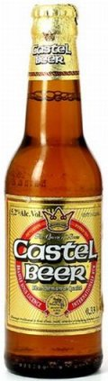 Castel Beer (Cameroon) - Pale Lager