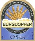 Burgdorfer Weizen - German Hefeweizen