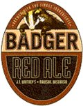 J.T. Whitneys Badger Red Ale