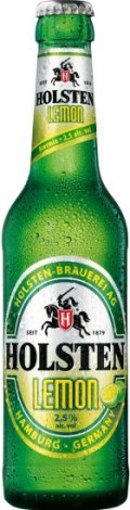 Holsten Cooler Lemon - Fruit Beer