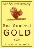 Red Squirrel Gold - Golden Ale/Blond Ale