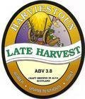 Harviestoun Late Harvest - Golden Ale/Blond Ale