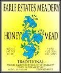 Earle Estates Traditional Honey Mead