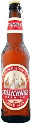 Stolichnoe Premium Lager Beer - Pale Lager