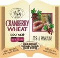 Iceni Cranberry Wheat