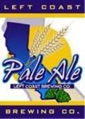 Left Coast Pale Ale - American Pale Ale