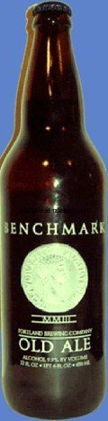Portland Brewing Benchmark Old Ale - Old Ale