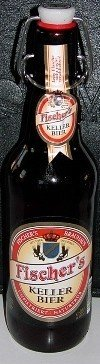 Fischers Keller Bier
