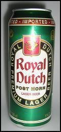 Royal Dutch Post Horn