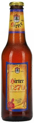 Hirter 1270 - Amber Lager/Vienna