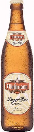 H�rlimann Lager Bier