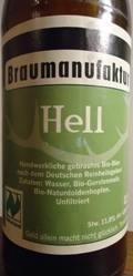 Braumanufaktur Hell