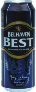 Belhaven Best  (Bottle and Keg)