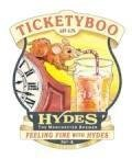 Hydes Tickety Boo