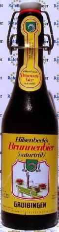 Hilsenbecks Brunnenbier
