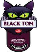 Springhead Black Tom