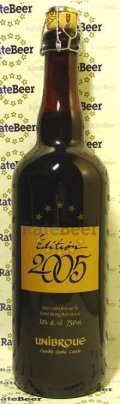 Unibroue �dition 2005