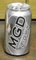 Miller Genuine Draft Light (MGD Light) - Pale Lager
