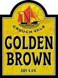 Crouch Vale Golden Brown - Golden Ale/Blond Ale