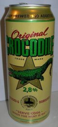 Crocodile Original 2.8% - Low Alcohol