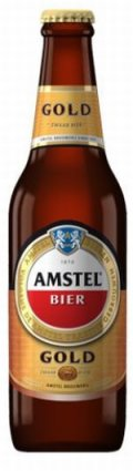 Amstel Gold - Strong Pale Lager/Imperial Pils