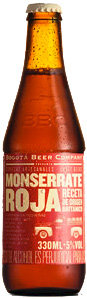 Bogot� Beer Company (BBC) Monserrate Roja