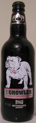 Nethergate Old Growler (Bottle) - Porter