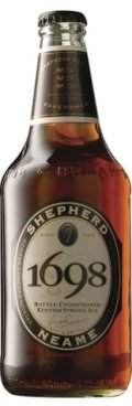 Shepherd Neame 1698  - English Strong Ale