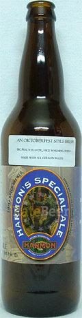 Harmons Special Ale (Oktoberfest)
