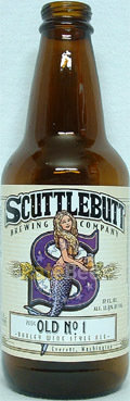 Scuttlebutt Old No 1 (Vintages 2004 and later)
