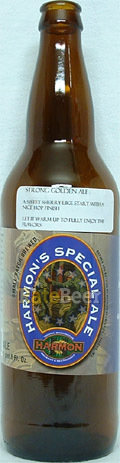 Harmons Special Ale (Strong Golden Ale) - Belgian Strong Ale