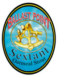 Ballast Point Sextant Oatmeal Stout - Coffee 6.8% (2003-2013)  - Foreign Stout