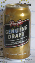 Pacific Western Genuine Draft