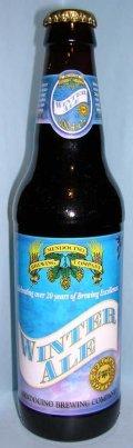 Mendocino Winter Ale (04/05 - Porter)