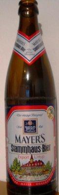 Mayers Stammhaus-Bier