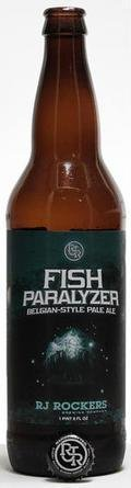 R.J. Rockers Fish Paralyzer Pale - Belgian Strong Ale