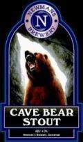 Newmans Cave Bear Stout - Stout