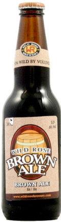 Wild Rose Brown Ale