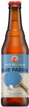 New Belgium Blue Paddle - Pilsener